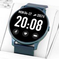 Rubicon RNCE40DIBX01AX zegarek niebieski sportowy Smartwatch pasek