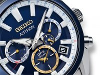 Zegarek męski Seiko astron SSH045J1 - duże 3