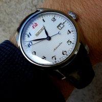 Zegarek męski Seiko automatic SPB039J1 - duże 2