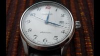 Zegarek męski Seiko automatic SPB039J1 - duże 4