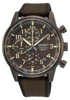 Zegarek męski Seiko chronograph SSB371P1 - duże 1