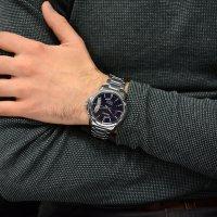 Zegarek męski Seiko premier SNQ157P1 - duże 2