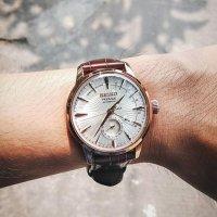 Zegarek męski Seiko presage SSA346J1 - duże 5