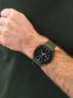 Zegarek męski sportowy Casio G-Shock GA-2110SU-3AER szkło mineralne - duże 3