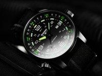 Zegarek męski sportowy Traser P68 Pathfinder Automatic TS-107718 P68 Pathfinder Automatic Black szkło szafirowe - duże 6