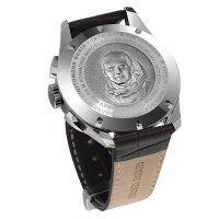 Sturmanskie NE86-1855017H Open Space Limited Edition Mirosław Hermaszewski OPEN SPACE luksusowy zegarek srebrny