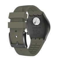 zegarek Swatch YVM404 TURF WRIST męski z chronograf Originals Chrono