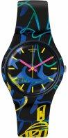 Zegarek damski Swatch originals GB318 - duże 1