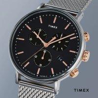 Zegarek męski Timex fairfield TW2T11400 - duże 4