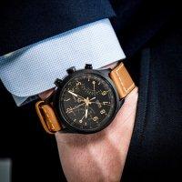 Timex T2N700 Intelligent Quartz Intelligent Quartz Fly-Back Chronograph zegarek męski klasyczny mineralne
