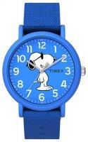 Zegarek dla chłopca Timex weekender TW2T65800 - duże 1