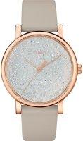 Zegarek damski Timex crystal opulence TW2T78100 - duże 1