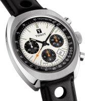 Zegarek męski Tissot heritage 1973 T124.427.16.031.00 - duże 4