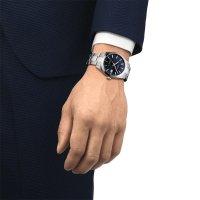 Zegarek męski Tissot t-classic T127.407.11.041.00 - duże 5