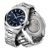 Zegarek męski Tissot t-classic T127.407.11.041.00 - duże 3