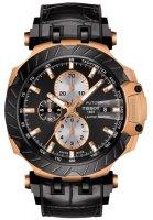 Zegarek męski Tissot t-race T115.427.37.051.00 - duże 1
