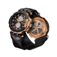 Zegarek męski Tissot t-race T115.427.37.051.00 - duże 2