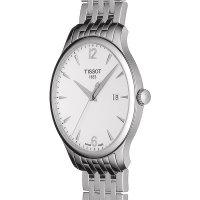 Zegarek męski Tissot tradition T063.610.11.037.00 - duże 2