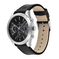 Tommy Hilfiger 1791740 zegarek srebrny fashion/modowy Męskie pasek