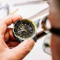 Zegarek męski Vostok Europe anchar NH35A-510A522 - duże 2