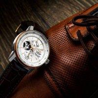 Vostok Europe YN84-565E550 męski zegarek Limousine pasek
