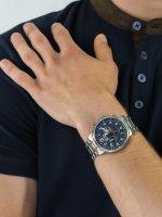 Zegarek męski z chronograf Adriatica Bransoleta A8308.5125CH - duże 3