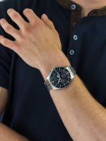 Zegarek męski z chronograf Casio EDIFICE Momentum EFR-556DB-2AVUEF - duże 3