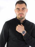 Zegarek męski z chronograf Davosa Executive 163.481.55 VIREO CHRONOGRAPH - duże 2