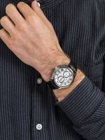 Zegarek męski z chronograf Festina Chronograf F6855-1 - duże 3
