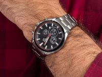 Zegarek męski z chronograf Pulsar Sport PT3A25X1 - duże 4