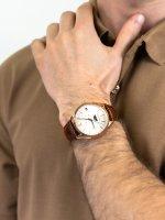 Zegarek męski z chronograf Tommy Hilfiger Męskie 1791306 - duże 3