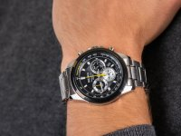 Seiko SSB247P1 Chronograph Tachymeter Quartz zegarek klasyczny Chronograph