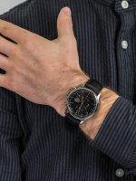Zegarek męski z tachometr Lorus Klasyczne RM323GX9 - duże 3