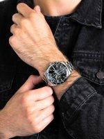 Zegarek męski z tachometr Lorus Sportowe RM381EX9 - duże 3