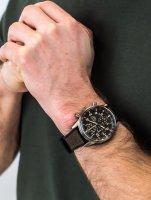 Zegarek męski z tachometr Seiko Chronograph SSB371P1 - duże 3