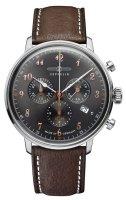 Zegarek męski Zeppelin hindenburg 7088-2 - duże 1