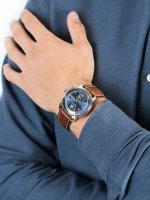 Zeppelin 8644-3 męski zegarek Los Angeles pasek