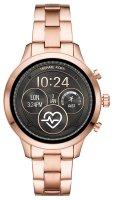 Zegarek damski Michael Kors access smartwatch MKT5046 - duże 1