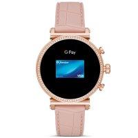 Zegarek damski Michael Kors access smartwatch MKT5068 - duże 5