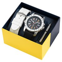 zegarek N-83 NAPGCS006 srebrny Nautica N-83