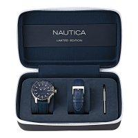 Zegarek męski Nautica pasek NAPICS002 - duże 4