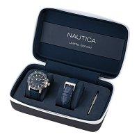 Zegarek męski Nautica pasek NAPICS002 - duże 5