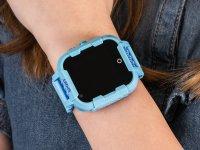 Garett 5903246286793 Smartwatch Garett Kids Star 4G RT niebieski zegarek sportowy Dla dzieci
