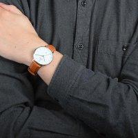Zegarek męski Obaku Denmark pasek V181GDCWRZ - duże 5