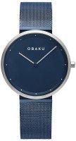 Zegarek Obaku Denmark  V230LXHLML