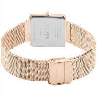 Zegarek damski Obaku Denmark bransoleta V236LXVIMV - duże 7