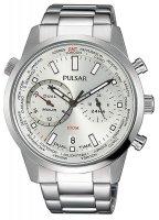 Zegarek męski Pulsar sport PY7001X1 - duże 1