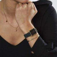 Rosefield BFGMG-X237 zegarek złoty klasyczny Boxy pasek