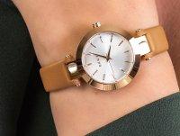DKNY NY2415 STANHOPE zegarek fashion/modowy Pasek