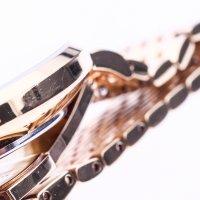 Zegarek różowe złoto fashion/modowy Rosefield Upper East Side UEWR-U20-POWYSTAWOWY bransoleta - duże 5